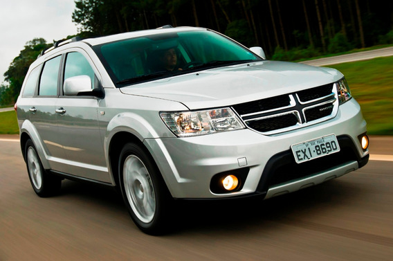 Dodge Journey 3.6 Rt 0km