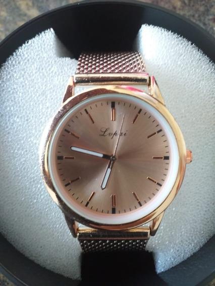 Lindos Relógios Feminino Pulseira Ajustável Imperdivel