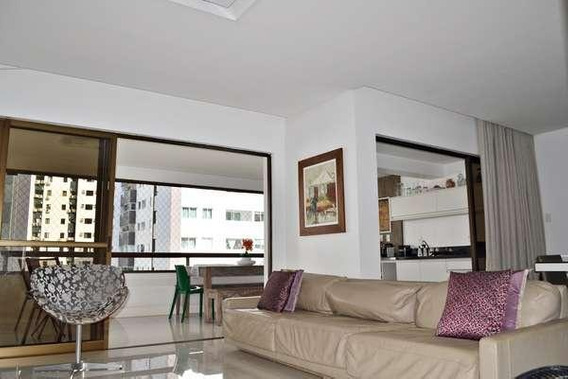 Apartamento À Venda, 4 Quartos, 4 Vagas, Pituba - Salvador/ba - 177