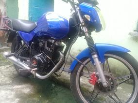 Moto Sukida 150cc Año 2015 Color Azul