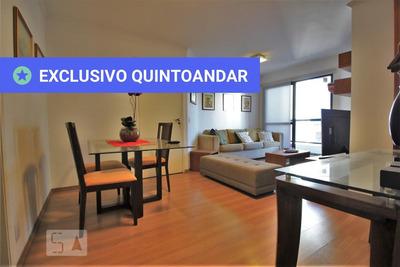 Apartamento No 10º Andar Mobiliado Com 3 Dormitórios E 2 Garagens - Id: 892930119 - 230119