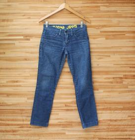 2553333adf Calca Jeans Zoomp Cintura Baixa Calcas - Calças Feminino no Mercado ...