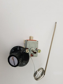 Kit Com 60 Termostato 50/300 30amperes Elotherm Uso Geral