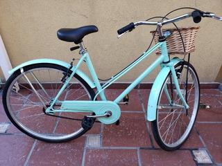 Bicicleta Cuadro Antiguo 70 Años