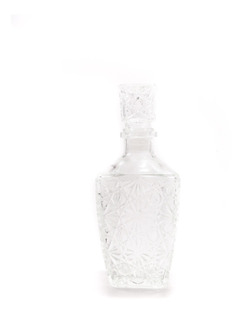 Licorera Vidrio Labrada Whiskera 850 Cc