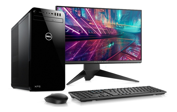 Computador Dell Xps 8930 Core I7 16gb 2tb Geforce Rtx 2060