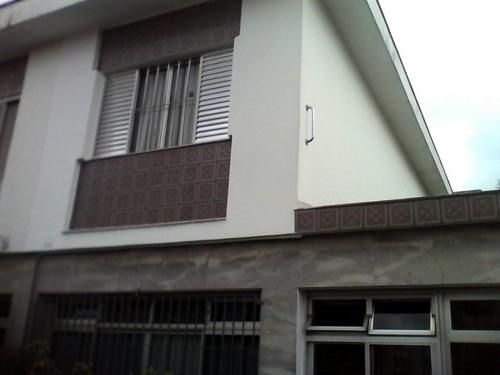 Imagem 1 de 10 de Sobrado Em Santo Andre  - Mv5686