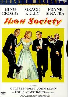 High Society - Frank Sinatra - Grace Kelly - Impecable!!!