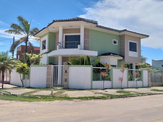 Casa Em Interlagos, Vila Velha/es De 155m² 3 Quartos À Venda Por R$ 595.000,00 - Ca285275