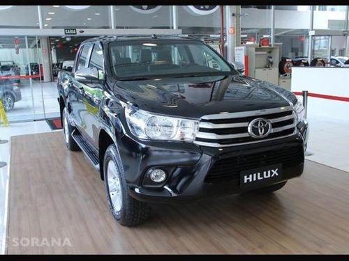 Toyota Hilux Flex Sr 4x2 At *todas As Cores*