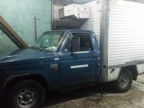 Chevrolet C20 4x2 Furgon Motor 230 Nafta/gnc Equipo De Frio