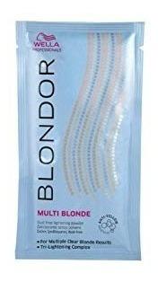 Decolorante Wella Blondor