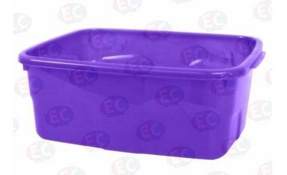 10 Charolas Con Tapa Plástico Juguetes Material Didactico