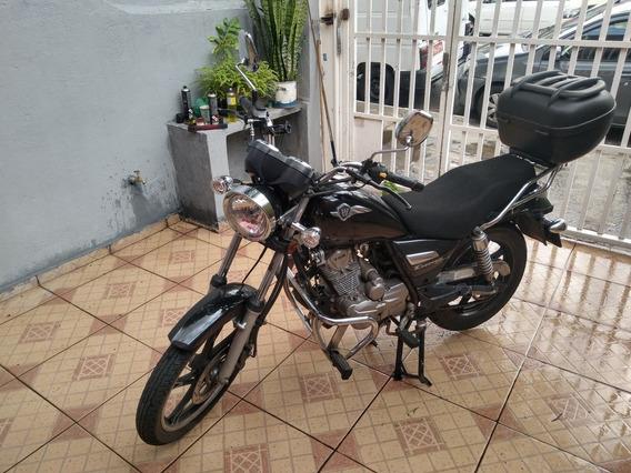Suzuki Chopper Road