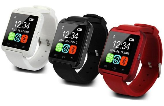 Reloj Inteligente Smartwatch U8 Tienda Fisica