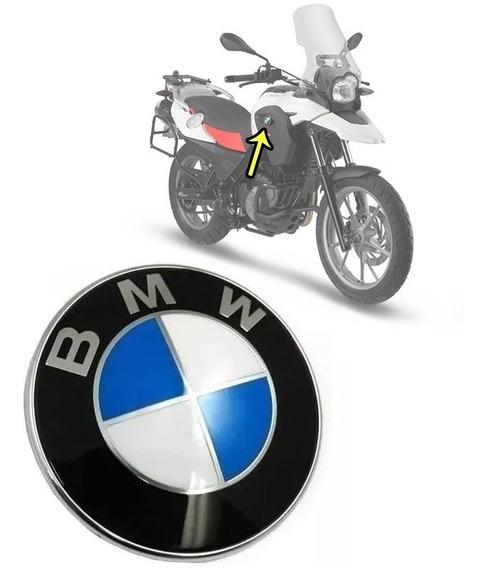 Adesivo Emblemas Tanque Moto Bmw Gs 650 2011/2017 Aluminium
