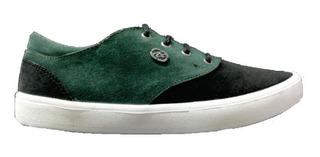 Zapa Lazys Verde/negra | Narrow (8617)