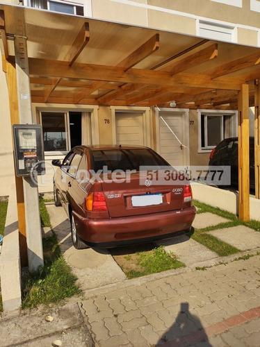 Casa Em Condomínio, 2 Dormitórios, 82.81 M², Restinga - 200534