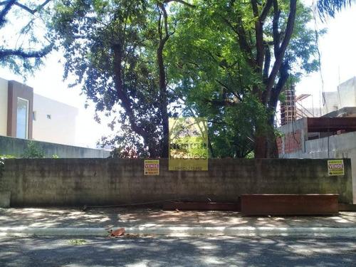 Imagem 1 de 5 de Terreno À Venda, 450 M² Por R$ 800.000,00 - City América - São Paulo/sp - Te0270