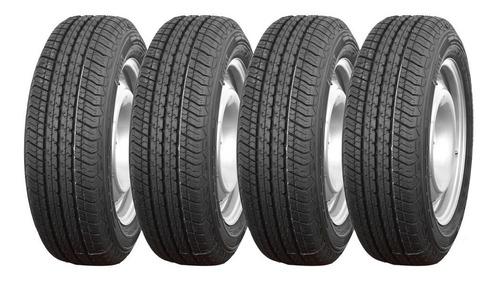Kit 4 Neumáticos Pirelli 175 65 R14 Chrono Renault Kangoo
