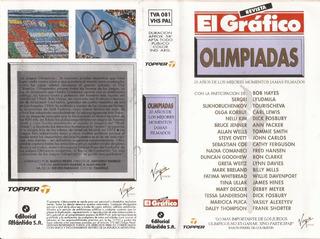 El Grafico Olimpiadas Vhs Editorial Atlantida