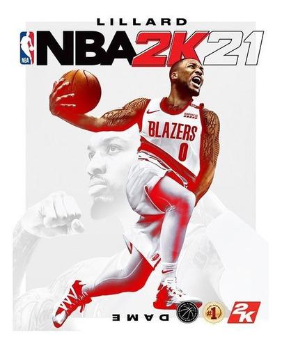 Imagen 1 de 6 de NBA 2K21 Standard Edition 2K PC Digital