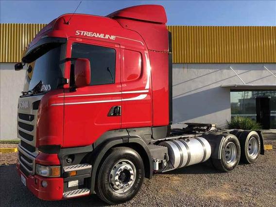 Caminhao Scania 440