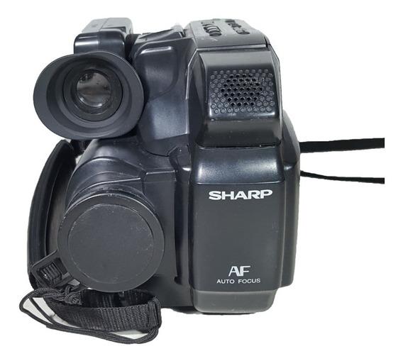 Filmadora Sharp Easy Cam Vl-e300b No Estado