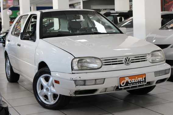 Volkswagen Golf Glx 1.8 8v Manual 1998 No Estado