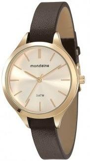 Relógio Mondaine Feminino Analógico 76495lpmvdh1