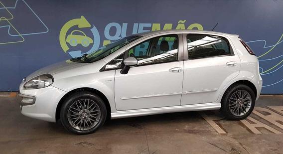 Fiat - Punto Sporting - Motor 1.8 16v - Ano 2015