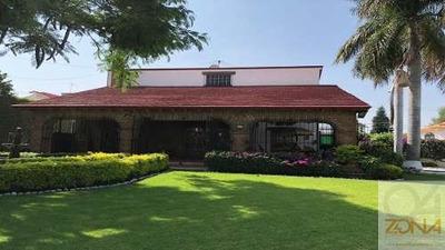 Casa En Venta, Lomas De Cocoyoc, Atlatlahucan, Morelos