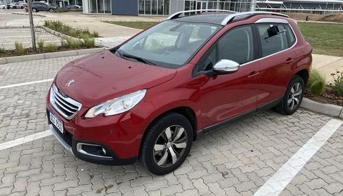 Peugeot 2008 Allure 1.6t 1.6 2018