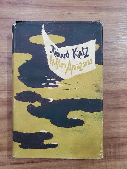 Livro Auf Dem Amazonas