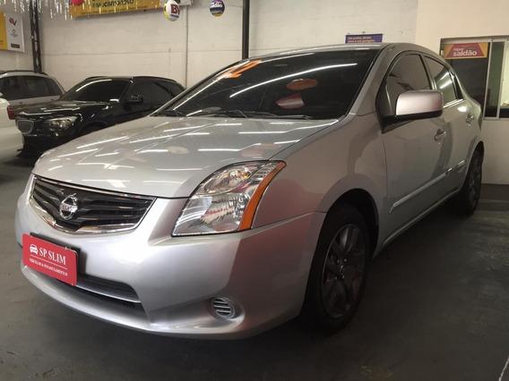 Nissan Sentra Aut. Flex 2012