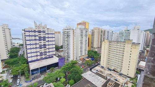 Cobertura Com 3 Dormitórios À Venda, 180 M² - Pitangueiras - Guarujá/sp - Co0849
