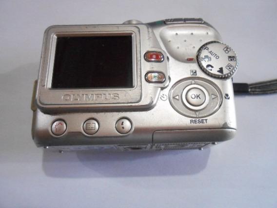 Camera Digital X715 Olympus 5,0mp P/ Reaproveitamento N29-14