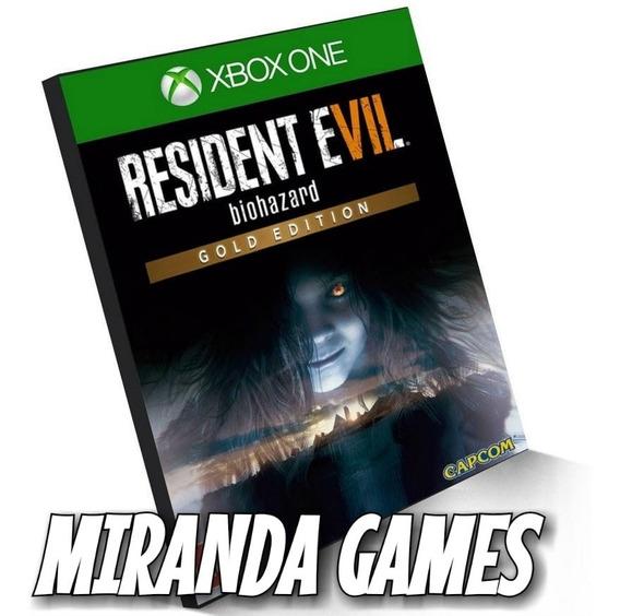 Resident Evil 7 Biohazard Gold Edition Xbox One Digital