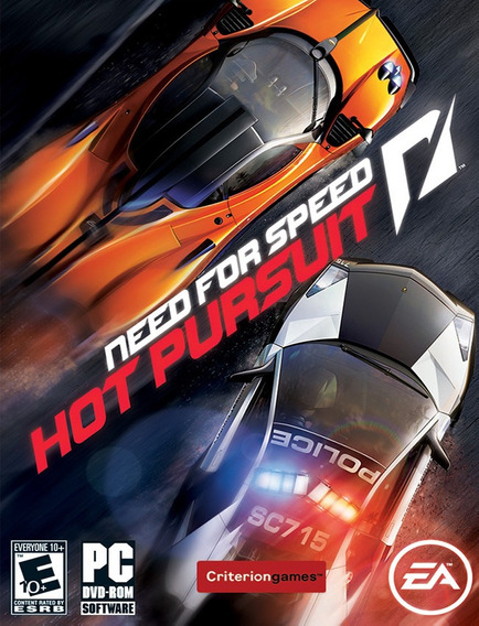 Need For Speed Hot Pursuit Pc - Steam Key (envio Já)