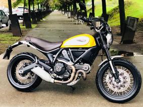 2017 Ducati Scrambler 800 Icon Classic