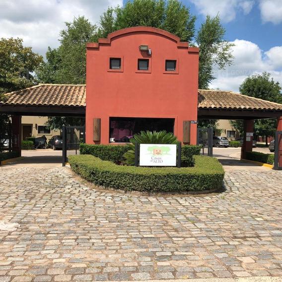 Departamento Loft En Venta Ubicado En Casas Del Alto, Pilar Y Alrededores