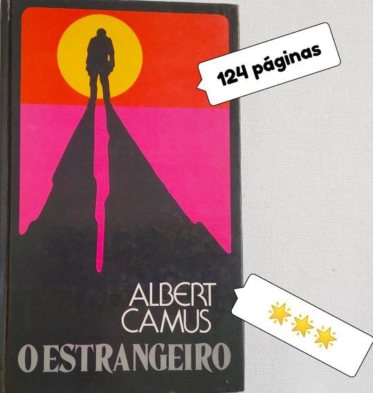 Livro Usado O Estrangeiro Albert Camus ***estrelas Veja