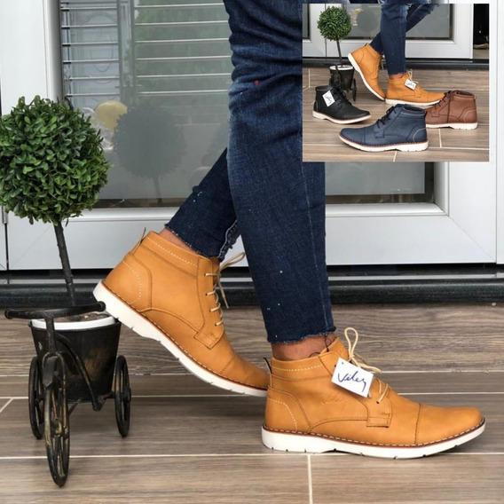 Botas La Polar Zapatos Hombre De Vestir y Casuales en