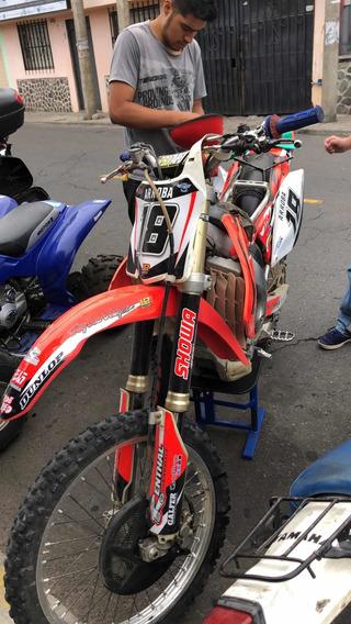 Honda Crf250 2009