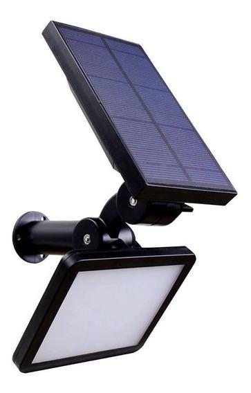 Luminária/holofote Solar Fotovoltaica- Jardim E Afins - 12 W