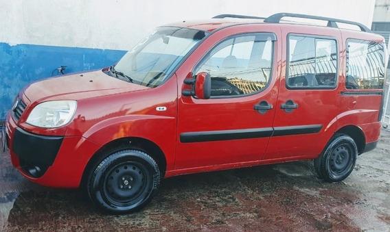 Fiat Doblo Mpi Attractive 1. 8v Flex 4p Manual
