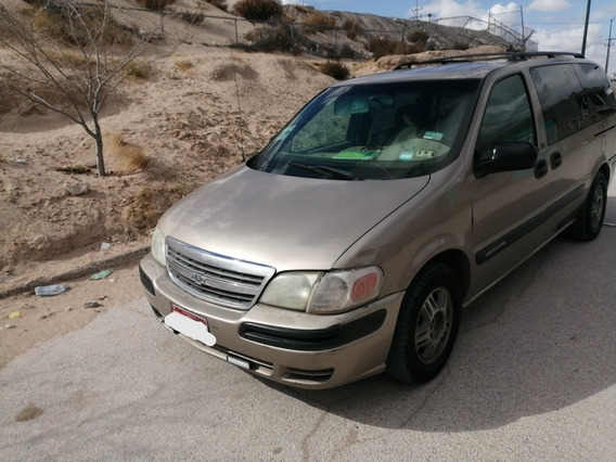 Chevrolet Venture Minivan Ls Larga Aa At 2002