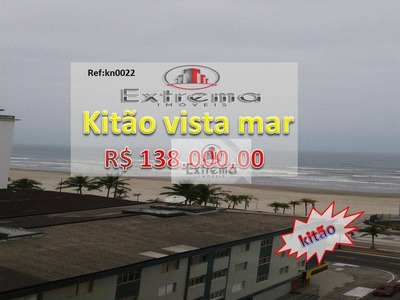 Kitnet Residencial À Venda, Vila Tupi, Praia Grande - Kn0022. - Kn0022
