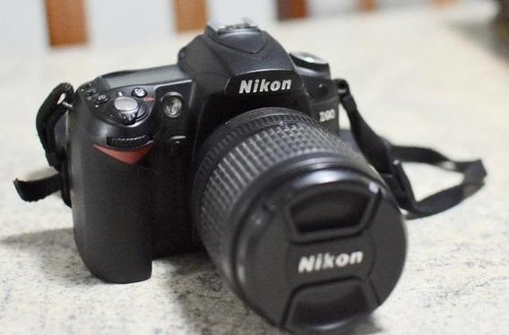 Câmera Nikon D90 + Lente 18-105 + Acessórios