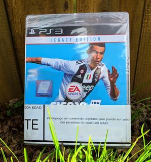 Fifa 19 Legacy Edition Ps3 [ Nuevo - Sellado ]. Envío Gratis